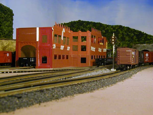 The Pennsylvania And Western Railroad